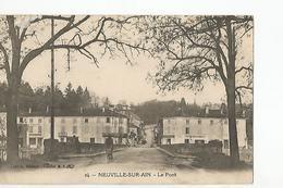 01 Neuville Sur Ain Le Pont - Autres Communes
