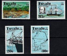 Tuvalu, 1977, SG 77 - 80, Set Of 4, MNH - Tuvalu