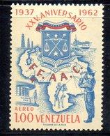 CI1331a - VENEZUELA 1963, Posta Aerea Yvert N. 793 *** - Venezuela