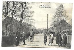 TRAINEL - La Route De Fourches - Non Classificati