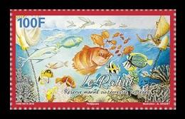 French Polynesia 2019 Mih. 1410 Fauna. Grand Australian Island Reserve. Fishes MNH ** - Neufs