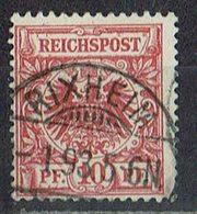 DR 1889/1900 // Mi. 47 O - Usados