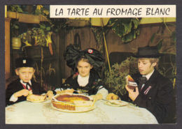 95362/ RECETTE, La Tarte Au Fromage Blanc - Recettes (cuisine)