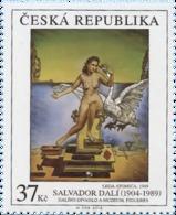826 Czech Republic Dali's Leda Atomica 2014 - Nus