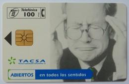 SPAIN - Chip - 100 Units - P-161 - Tasca - 12/95 - Mint - Spain