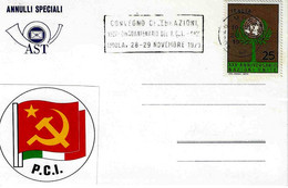 ITALIA - 1970 IMOLA (BO) Convegno Celebrazioni 50° PCI Partito Comunista Italiano - Storia