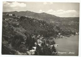 W3227 L'Arona (Novara) - Lago Maggiore - Panorama / Viaggiata - Altre Città