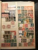 Très Ancienne Et Belle Collection Plusieurs Pays - Stamps