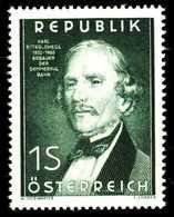 ÖSTERREICH 1952 Nr 971 Postfrisch S87016E - 1945-60 Ungebraucht