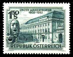 ÖSTERREICH 1953 Nr 988 Postfrisch S870312 - 1945-60 Ungebraucht