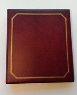 BRITANNIA ALBUMS CAMBODIA 1951/1975 PRINTED PAGES COMPLETE WITH 4 RING BINDER - Albums & Binders