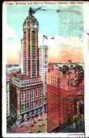 4325) Cartolina Di New York-museum Of Natural History -viaggiata 1924 - NY - New York