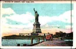 4327) Cartolina Di New York-museum Of Natural History -viaggiata 1924 - NY - New York