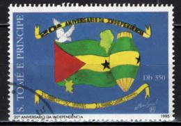 S. TOME' E PRINCIPE - 1996 - Independence, 20th Anniv. - USATO - St. Thomas & Prince