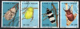 S. TOME' E PRINCIPE - 1996 - Beetles - USATI - St. Thomas & Prince