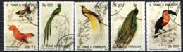 S. TOME' E PRINCIPE - 1992 - UCCELLI - BIRDS - USATI - St. Thomas & Prince