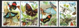S. TOME' E PRINCIPE - 1989 - Butterflies - USATI - St. Thomas & Prince