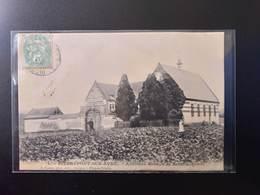 CPA.(80) PIERREPONT SUR AVRE.Ancienne Abbaye De Saint Riquier . (G.256) - Other Municipalities