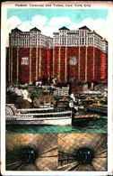 4330) Cartolina Di New York-museum Of Natural History -viaggiata 1924 - NY - New York