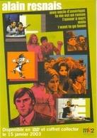 """Carte Postale édition """"Carte à Pub"""" - Alain Resnais En DVD - Verso : Dessin De Enki Bilal (Mon Oncle D'Amérique) - Affiches Sur Carte"""