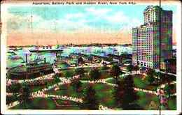 4341) Cartolina Di New York-museum Of Natural History -viaggiata 1924 - NY - New York