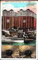 4347) Cartolina Di New York-museum Of Natural History -viaggiata 1924 - NY - New York