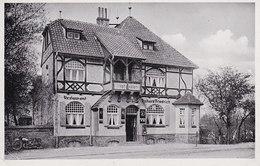 AK567 Ansichtskarte Rehagen, Restaurant Bahnschlößchen, Inh. Richard Friedrich, Gelaufen 1942 - Teltow