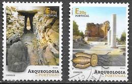 Portugal - Y&T N° 3945 / 3946 - Oblitérés - Lot 14 - 1910-... République
