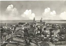 W3246 Loreto (Ancona) - Panorama Della Città / Viaggiata 1963 - Italia