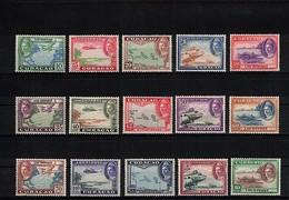 Curacao 1942 Airmail Set MNH / Postfrisch Scarce / Selten - Curazao, Antillas Holandesas, Aruba