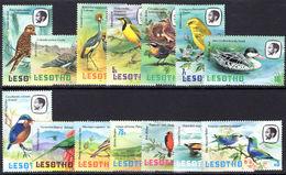 Lesotho 1981 Birds Unmounted Mint. - Lesotho (1966-...)