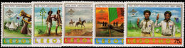 Lesotho 1982 Boy Scouts Unmounted Mint. - Lesotho (1966-...)