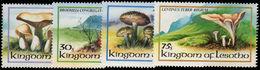 Lesotho 1983 Fungi Unmounted Mint. - Lesotho (1966-...)