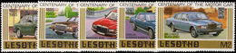 Lesotho 1985 Centenary Of Motoring Unmounted Mint. - Lesotho (1966-...)