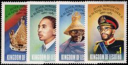 Lesotho 1985 King Moshoeshoe II Unmounted Mint. - Lesotho (1966-...)