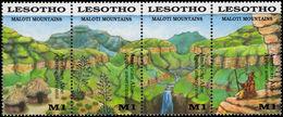 Lesotho 1989 Maloti Mountains Unmounted Mint. - Lesotho (1966-...)