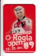 Alpine Skiing / Petra Majdic / Rogla Open 2009, Slovenia / Sport / Magnet, Magnets - Sport