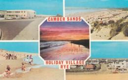 RYE - CAMBER SANDS HOLIDAY VILLAGE MULTI VIEW. PONTINS - Rye