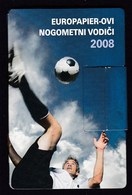 Croatia / Football Guide / UEFA EURO 2008 / Austria, Switzerland - Dépliants Turistici