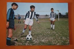 Italian Edition - Little Boy -   Football - Soccer - 1950s - Calcio