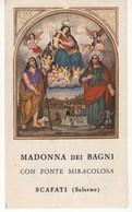 Santino Madonna Dei Bagni Da Scafati - Salerno - Religion & Esotérisme