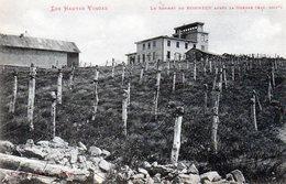 Le Sommet Du Hohneck - France