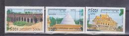 CAMBODIA 1999 , MI 1927-1929, , SET 3v. MNH - Camboya