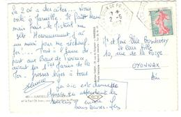 18005 - LES BAUX DE PROVENCE - Postmark Collection (Covers)