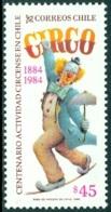 CHILE 1984 THE CIRCUS** (MNH) - Chili