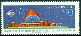 CHILE 1984 PLANETARIUM** (MNH) - Chili
