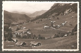 Carte P ( Suisse / L'Etivaz ) - VD Vaud