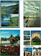 01 / AIN /  Lot De 90 Cartes Postales Modernes écrites - Cartes Postales