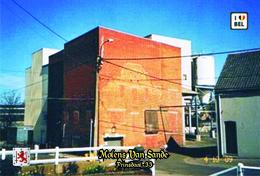 Set 8 Cartes Postales, Bâtiments, Moulins à Eau, Belgium, Bambrugge, Molens Van Sande - Mulini Ad Acqua