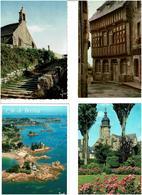 22 / CÔTES D'ARMOR /  Lot De 90 Cartes Postales Modernes écrites - Cartes Postales